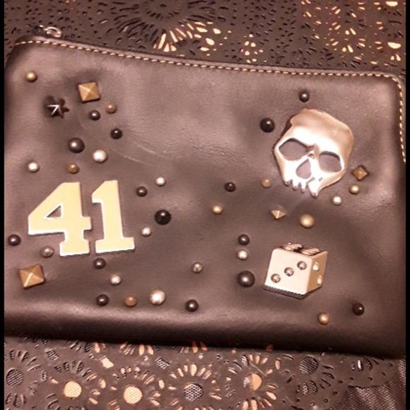 Coach wrislet/ wallet